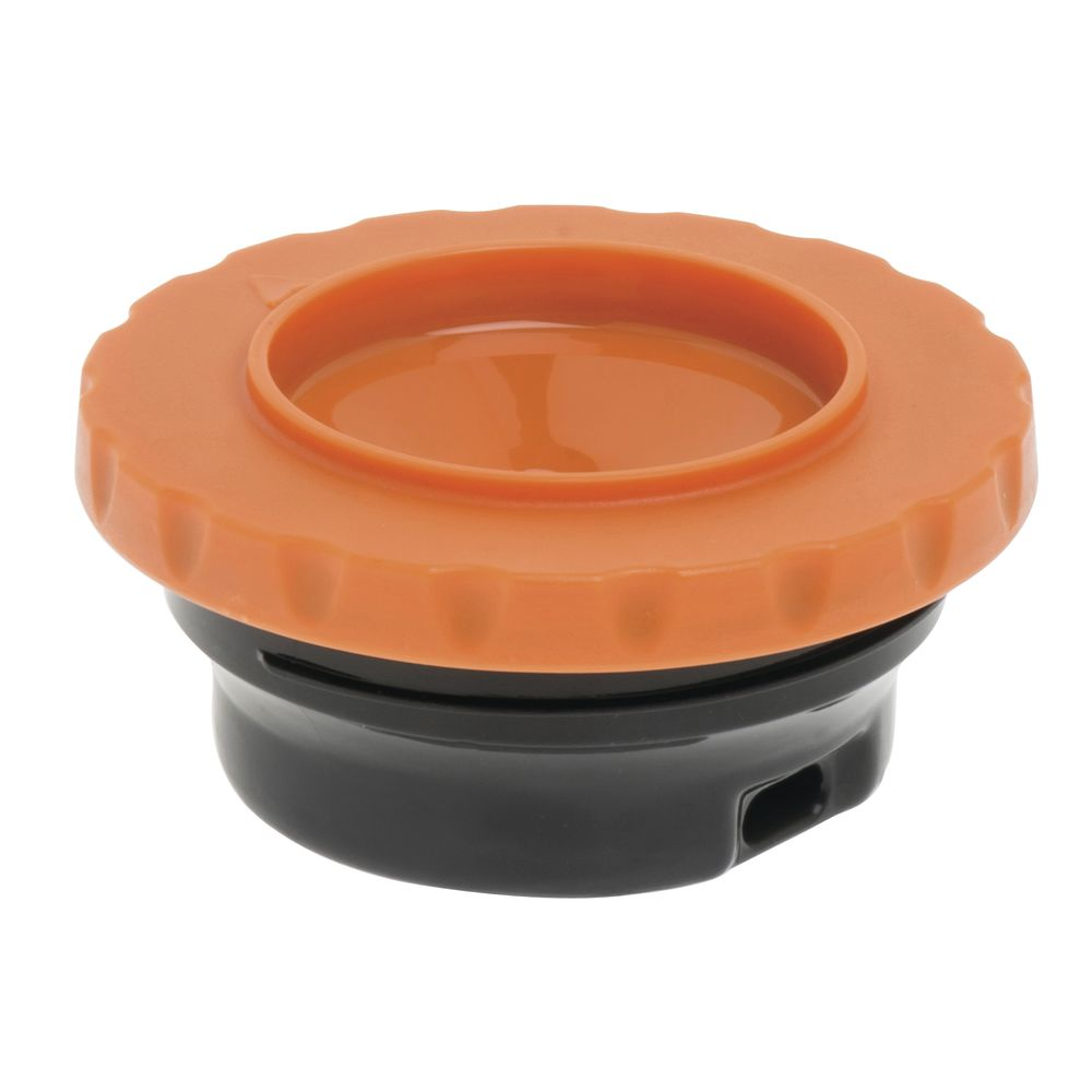 LID, REPLACEMENT, FOR 1.9L DECANTER, ORANGE