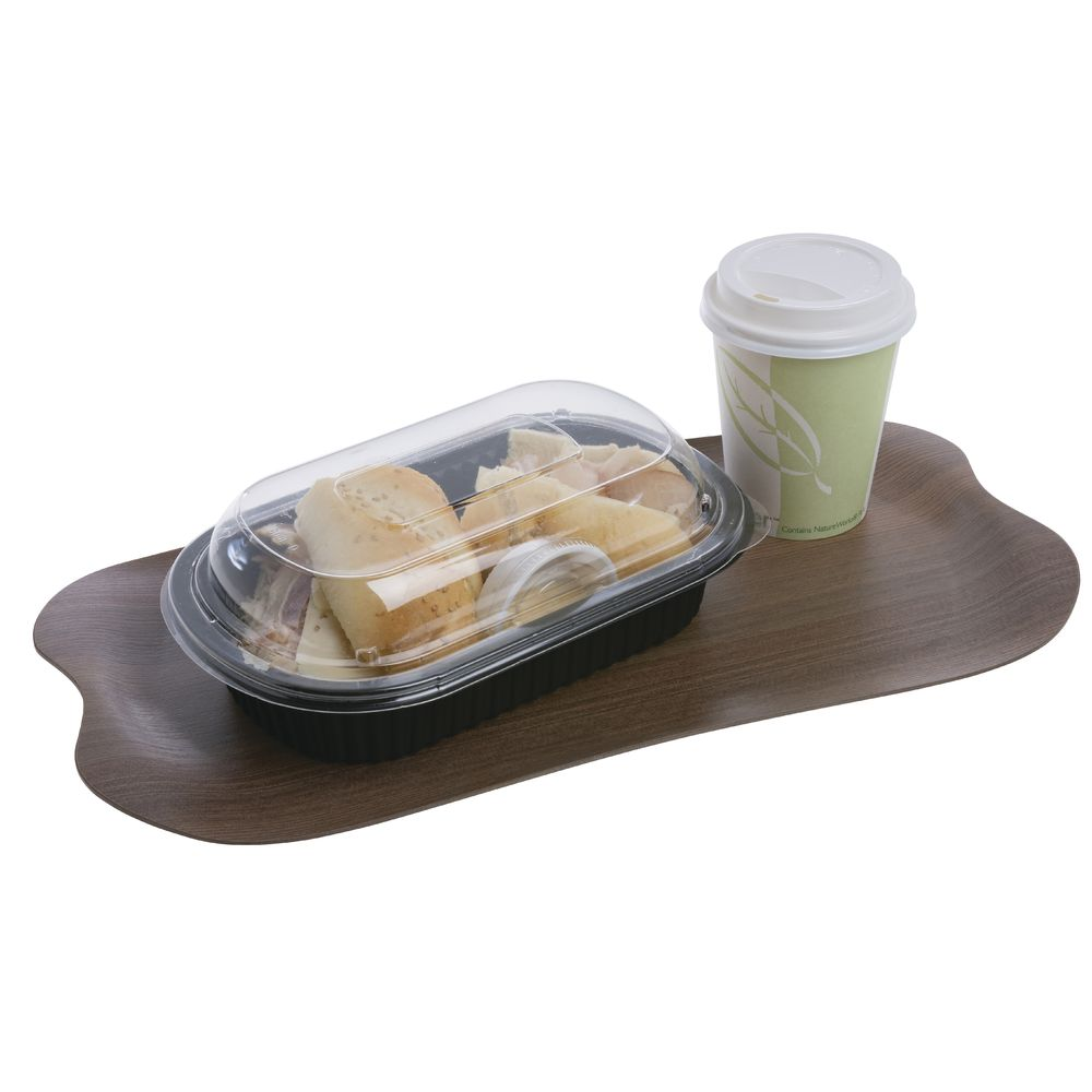 EARTH TRAY, BIO, 16-1/2 X 8-1/2, WARM WOOD