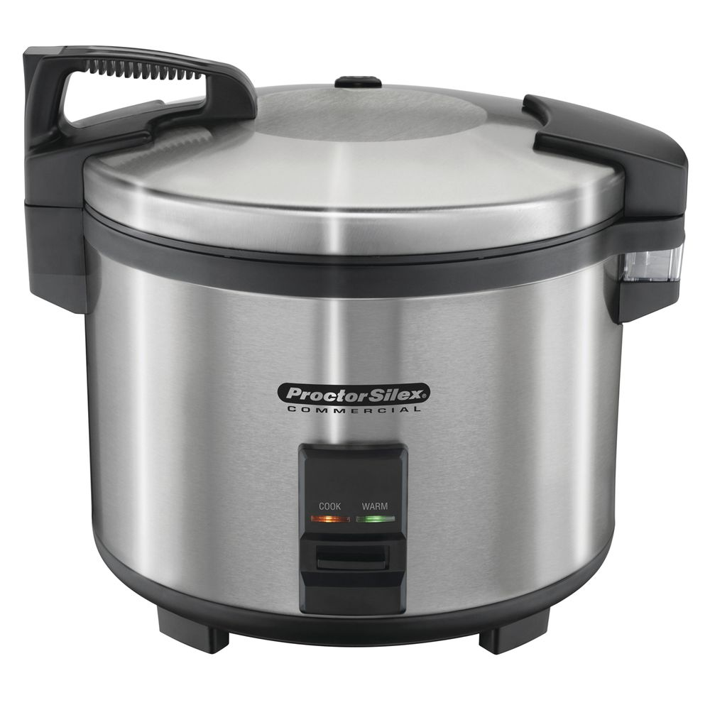 COOKER, RICE, 60 CUP
