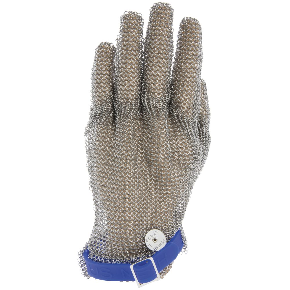 Stainless Steel Cut Resistant Glove - Large