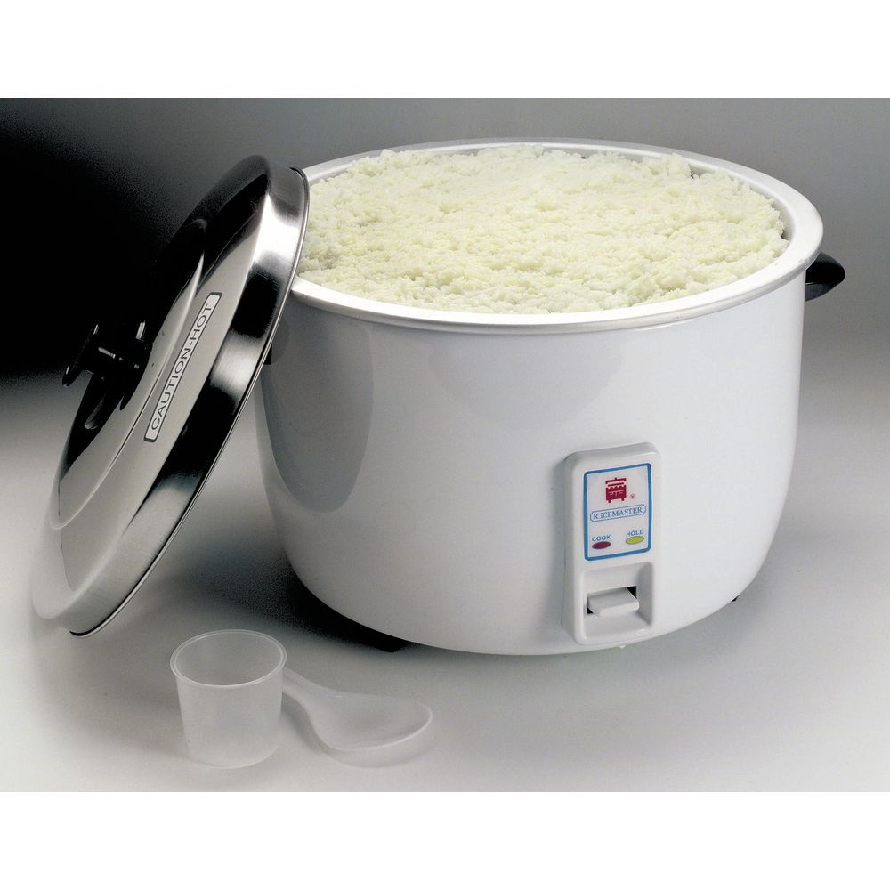 RICE COOKER, 37 CUP, 120V.