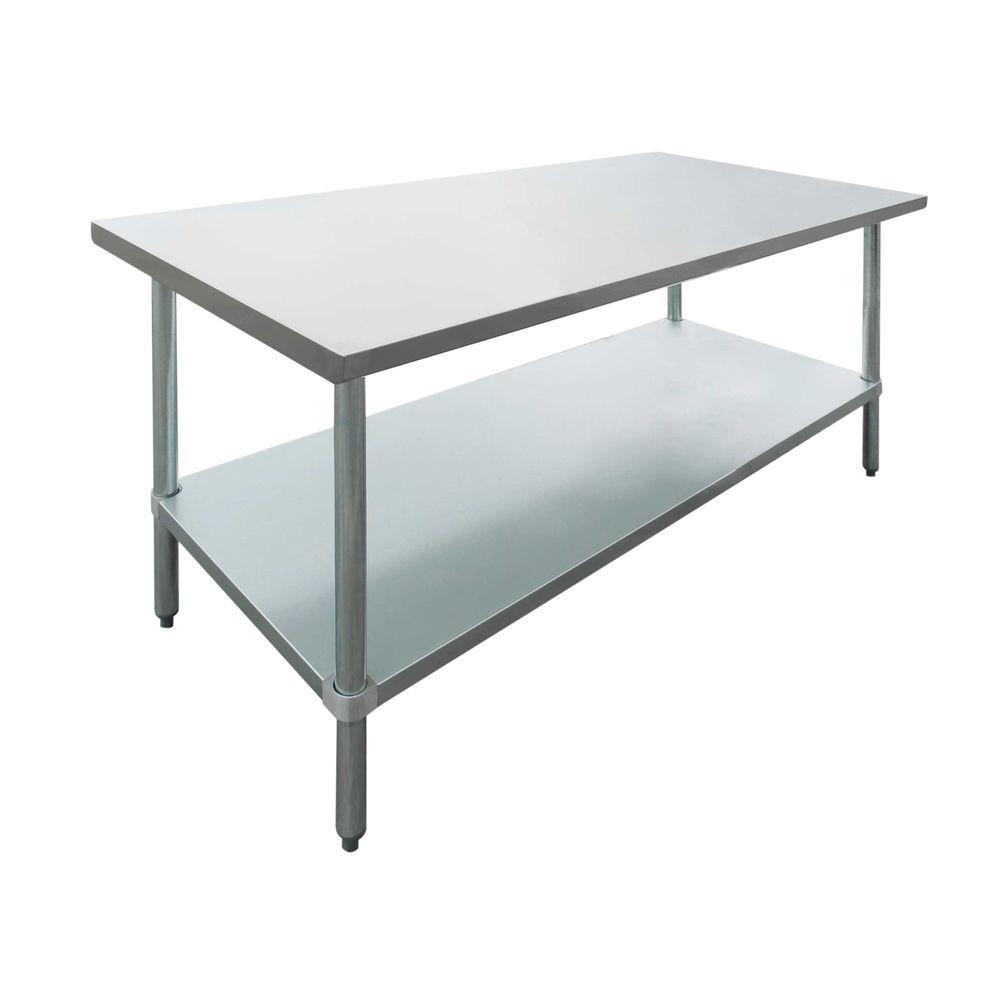 TABLE, S/S, 60X30X34