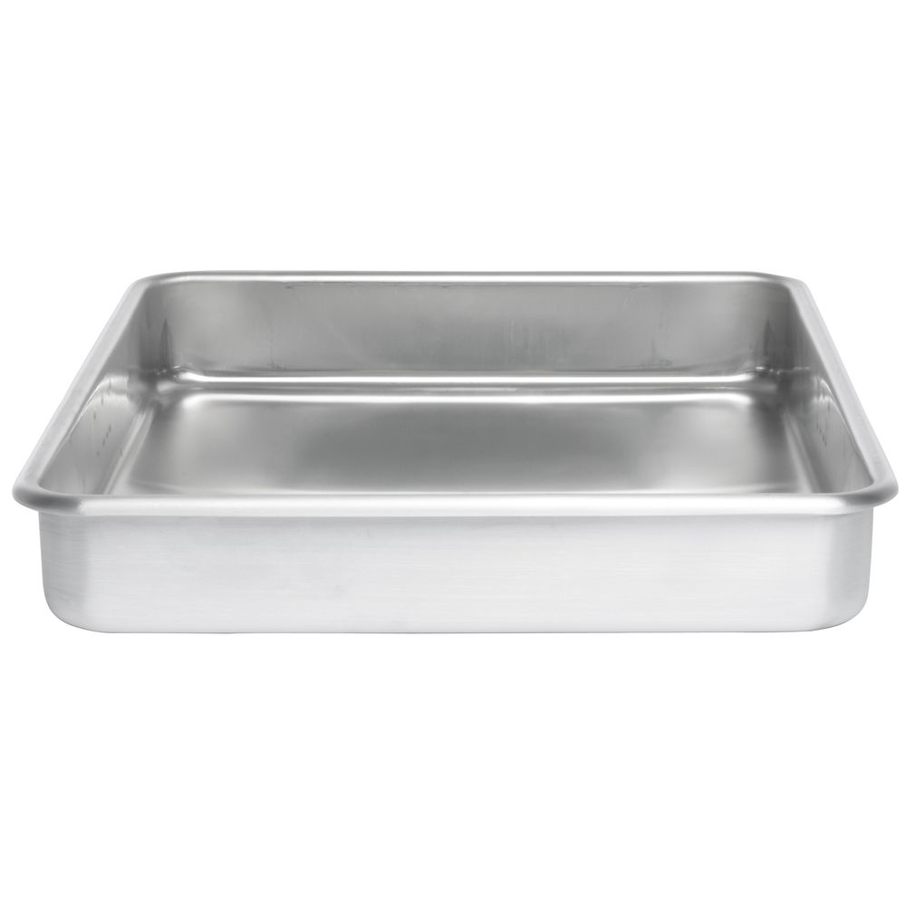 ROASTING PAN, 21-3/4 X 19-3/4 X 3-1/2