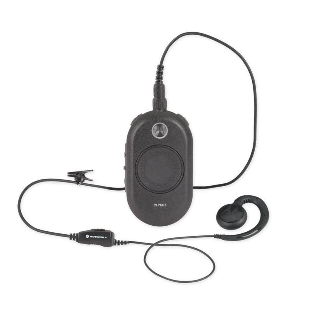 Motorola Two Way Radio has a Strong and Clear Audio Performance for Better Communications.