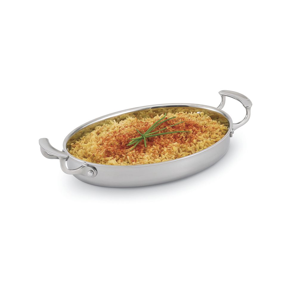 Modern Au Gratin Pan by Vollrath