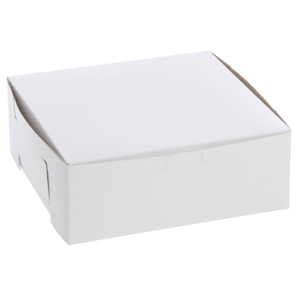 Cake Boxes Are Stackable