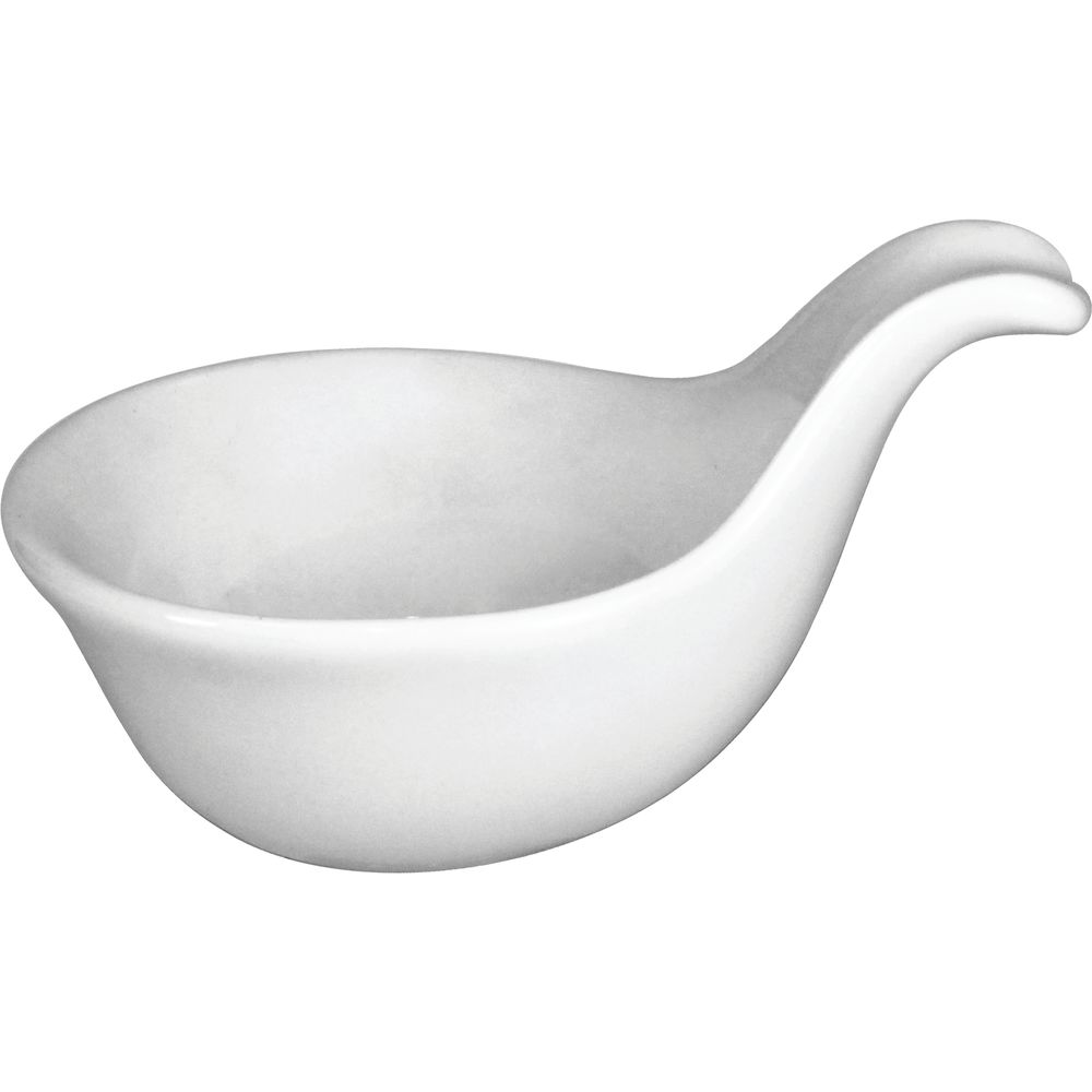 BOWL PORCELAIN HANDLED 3 OZ  sc 1 st  Hubert.com & International Tableware Samplers 3 oz Handled Bright White Porcelain ...