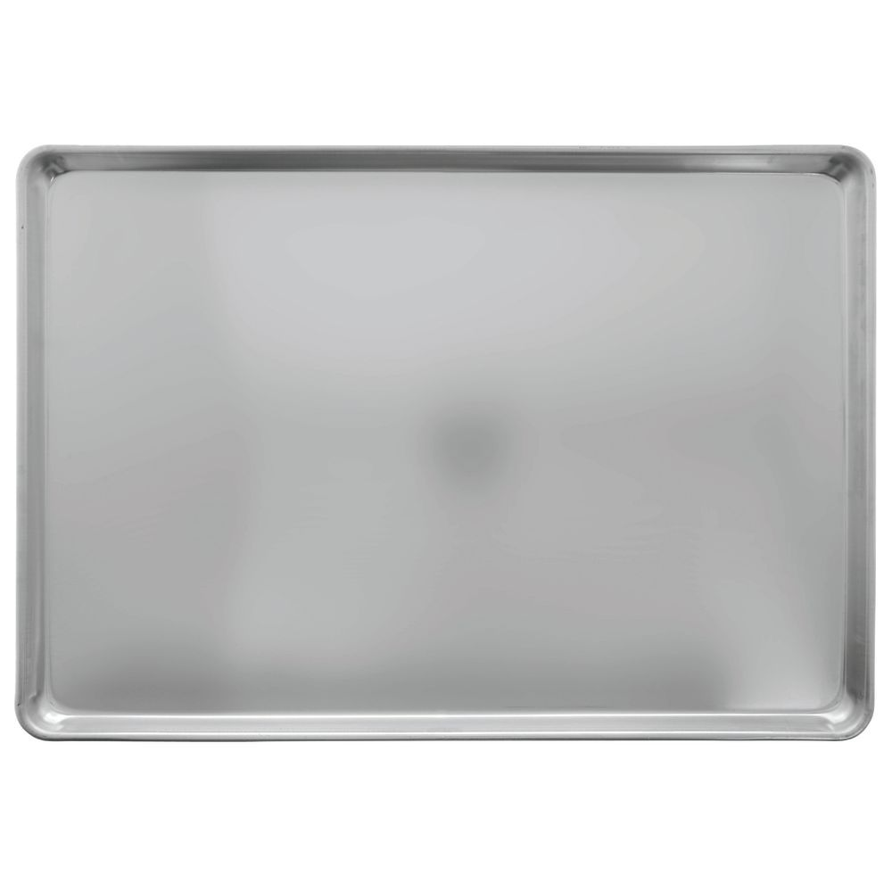 PAN, BUN, ALUMINUM, PLAIN, 19 GAUGE, FULL SZ