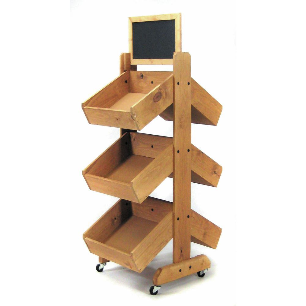 2 display stands