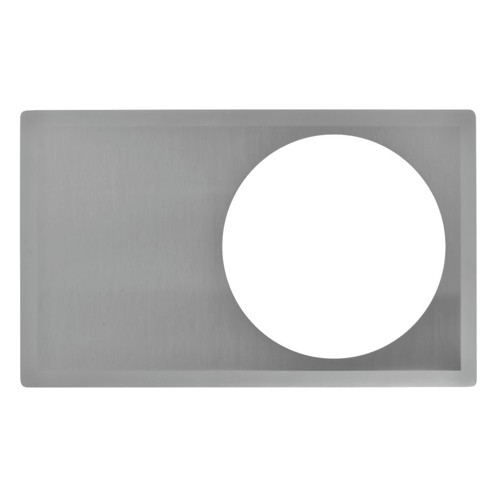 Vollrath Miramar Full Size Stainless Steel Satin Edge Template