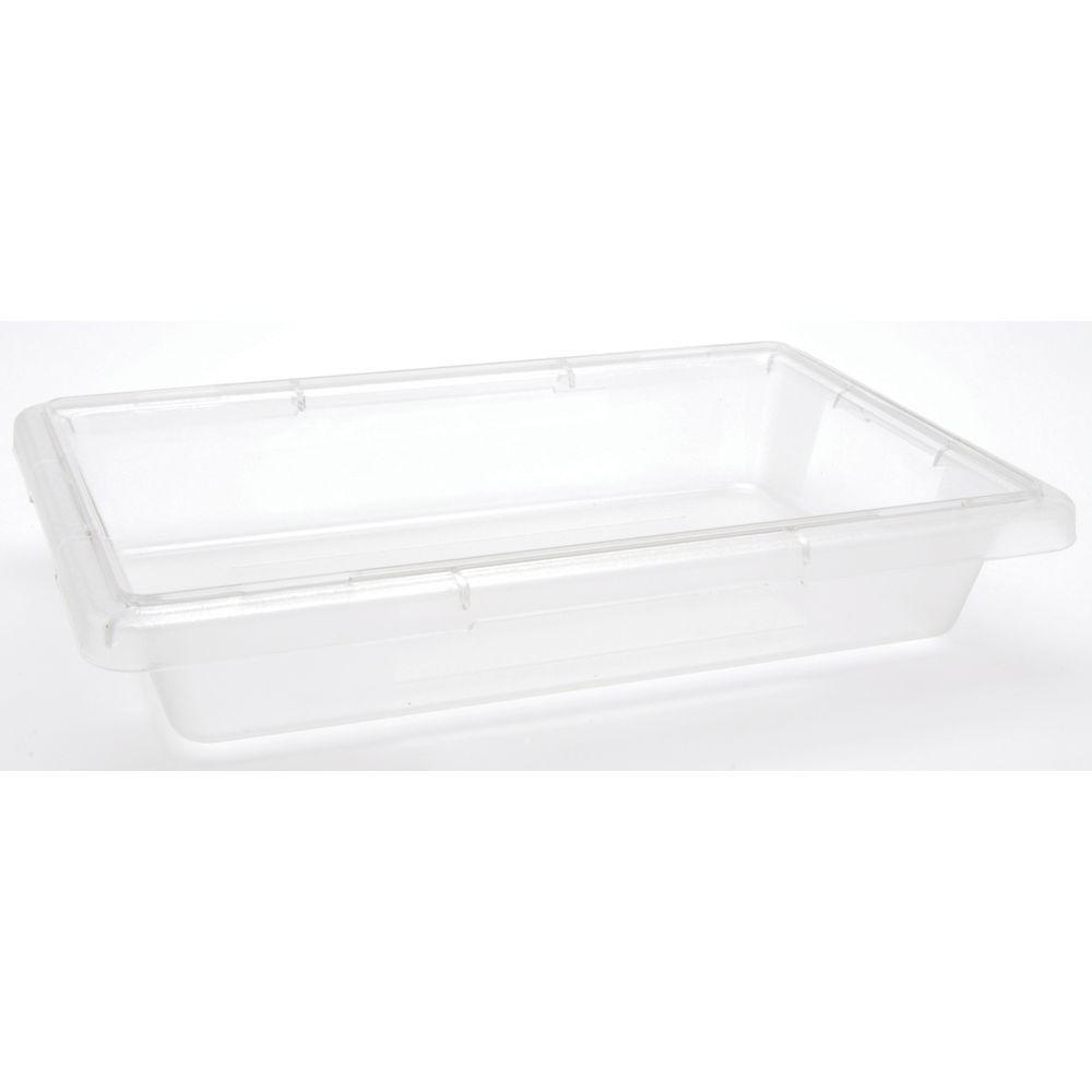 Hubert® Plastic Storage Box for Food Prepping