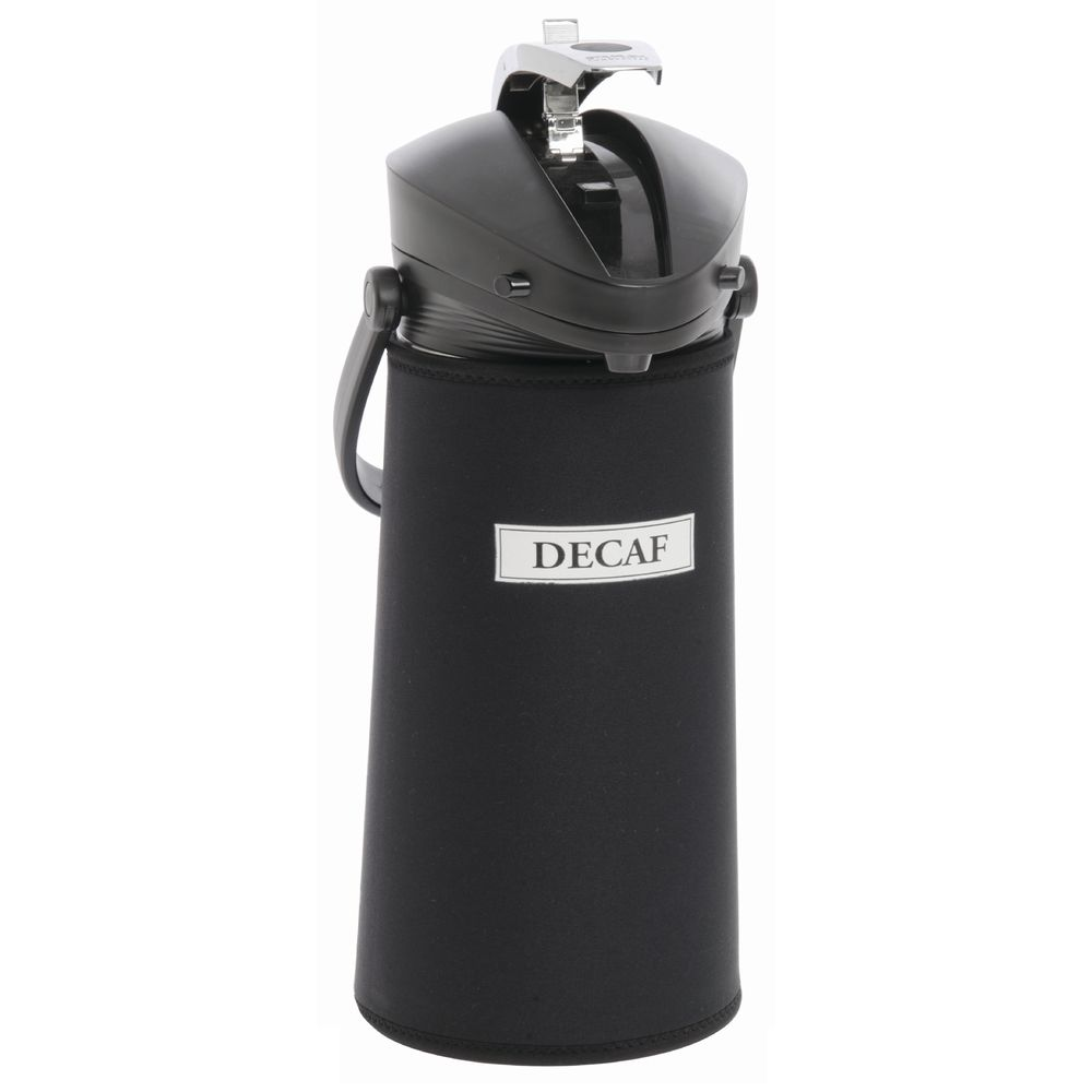 COVER, AIRPOT, NEOPRENE, DECAF, 12""