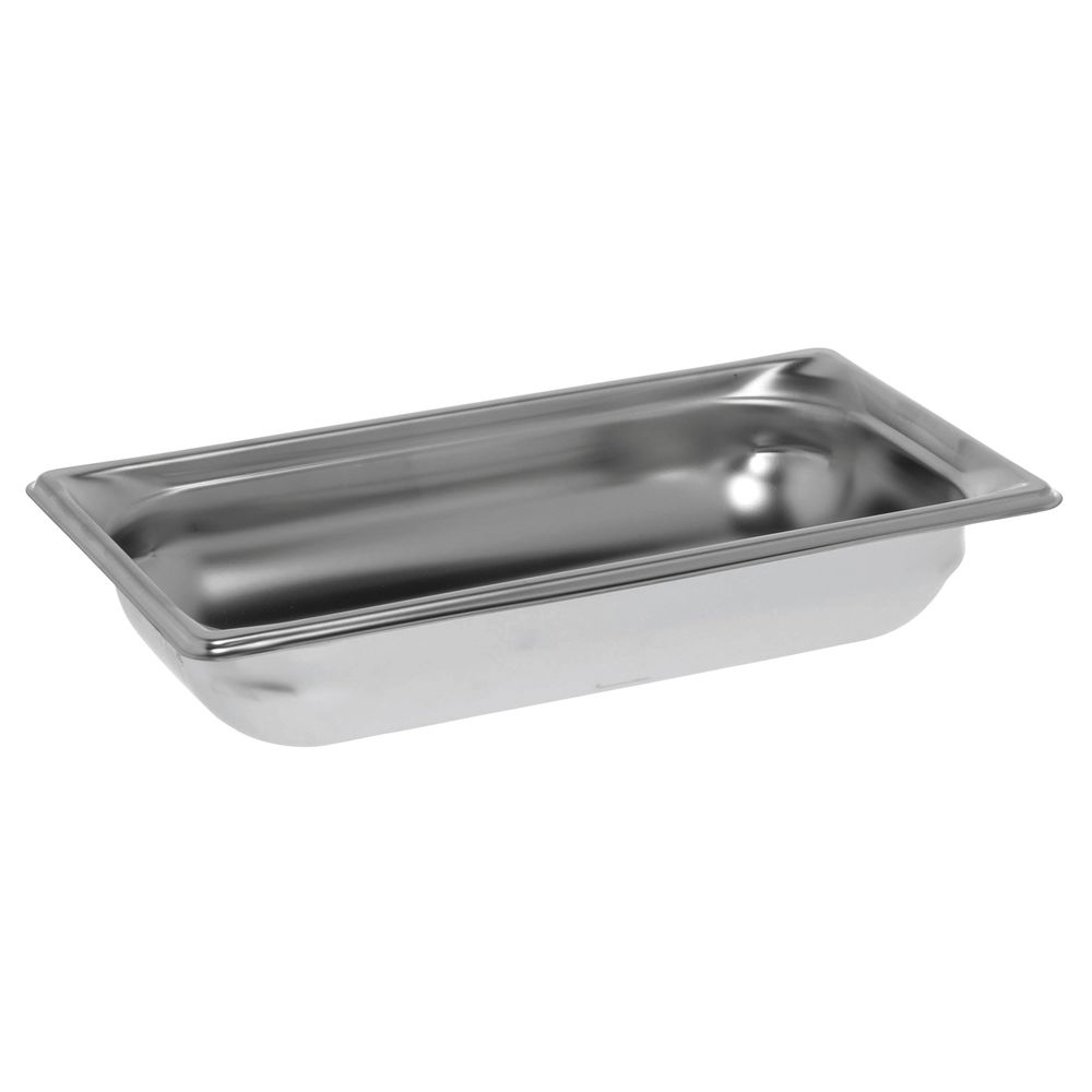 Vollrath® Super Pan 3® Third Size 2 1/2 Inch Deep Steamtable Pans