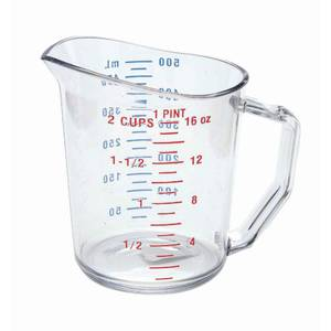 MEASURING CUP, 1 PINT, CAM-WEAR