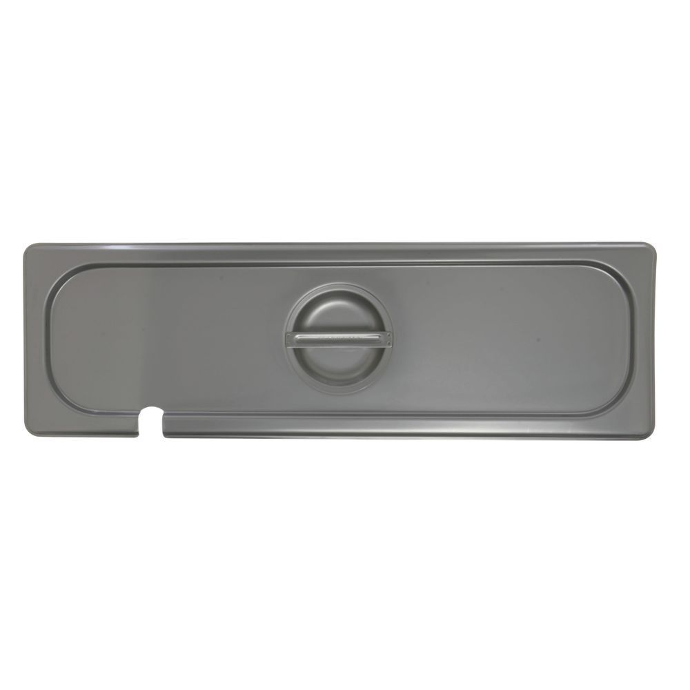 Hubert® Slotted Cover for 1/2 Size Long Steam Table Pan