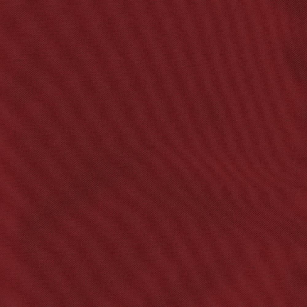 Visual Textile Rectangular Cherry Red Woven Polyester ...