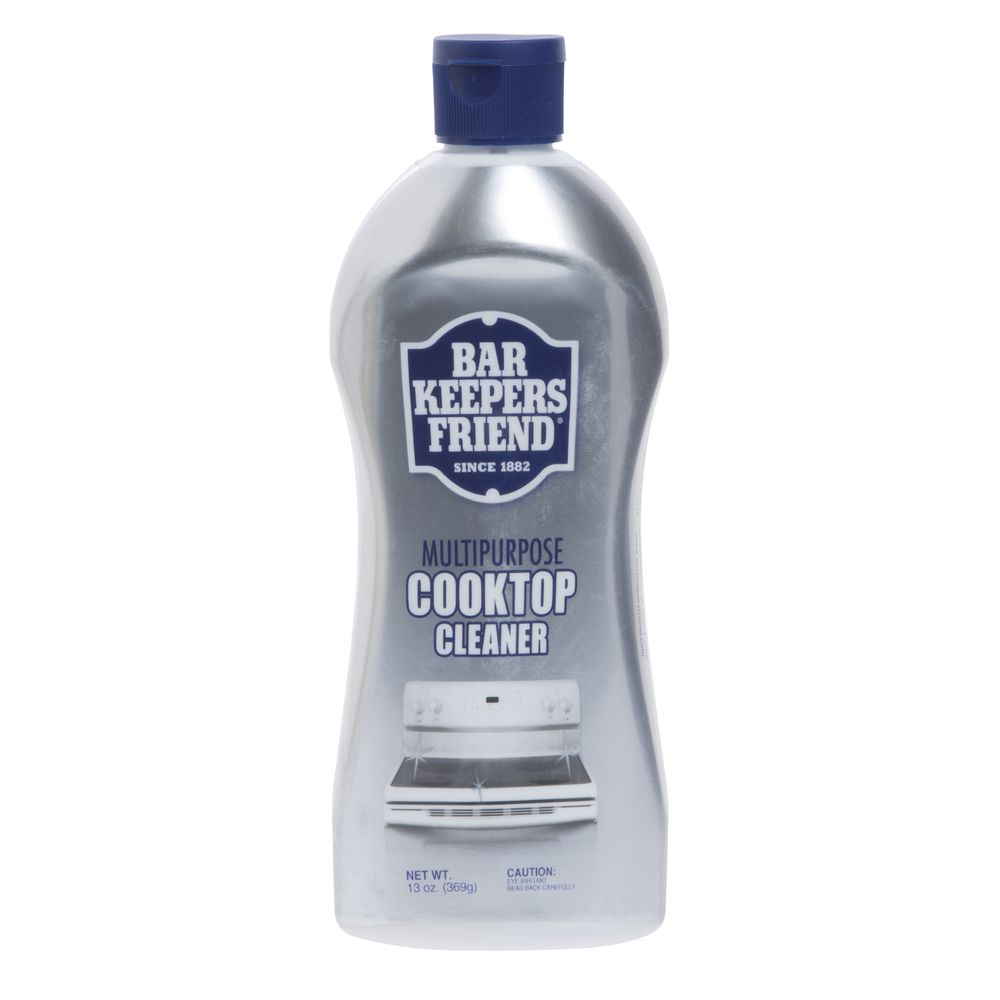 COOKTOP CLEANER, BAR KEEPERS FRIEND