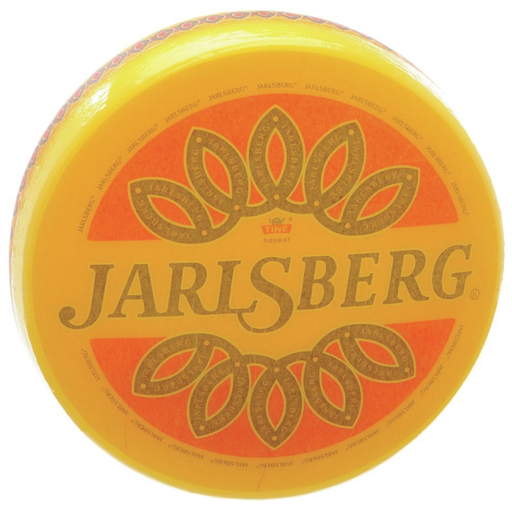CHEESE, IMITATION, LABELED, JARLSBERG