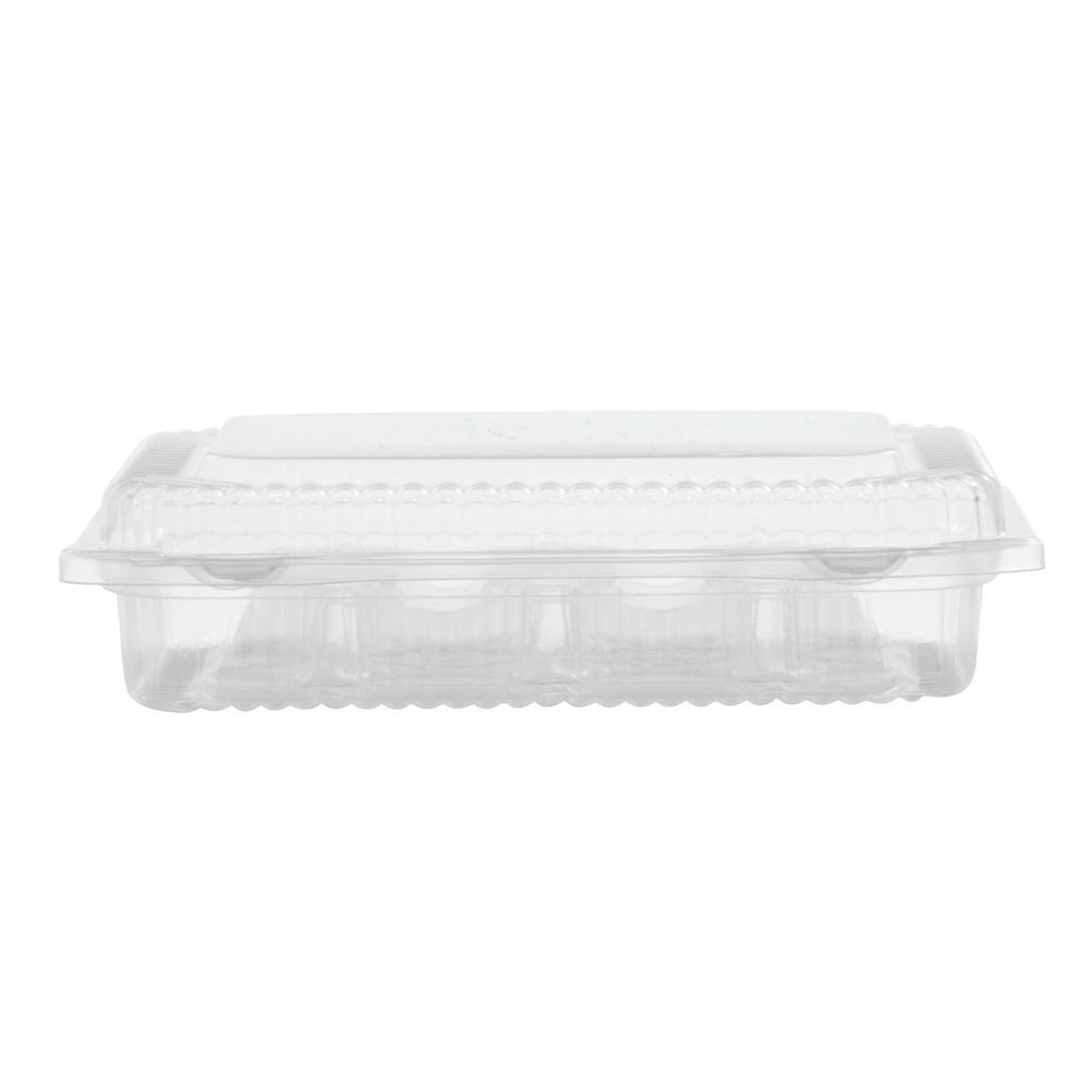 Muffin Container Holds 12 Mini Cupcakes