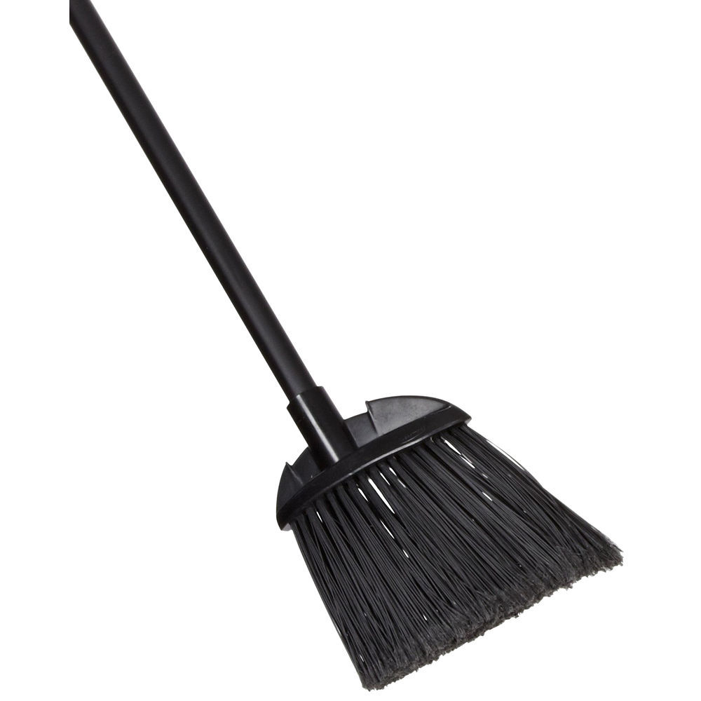 "Shop Broom With Plastic Bristles Is 36 5/8""L"