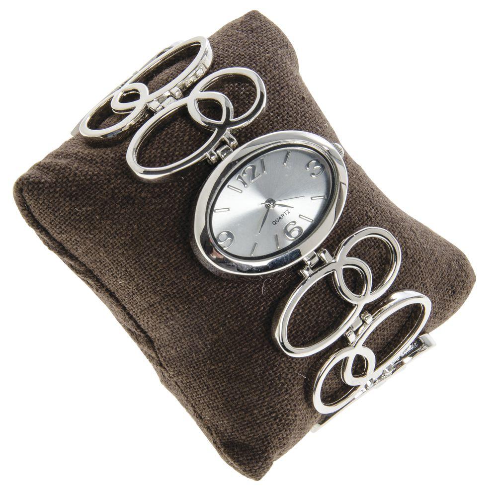 Chocolate Watch Pillow