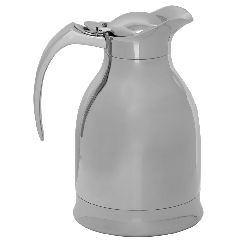 CARAFE, 0.6L, 304 STAINLESS, HIGH POLISHED