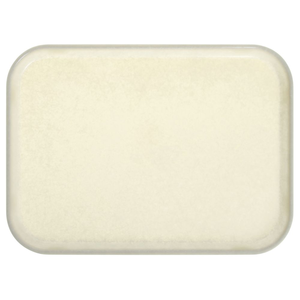 "Cambro Rectangular Trays Camtray Antique Parchment Fiberglass 18""L x 14""W"