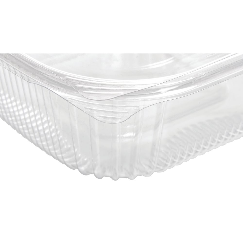 |Plastic Food Containers Are Clear