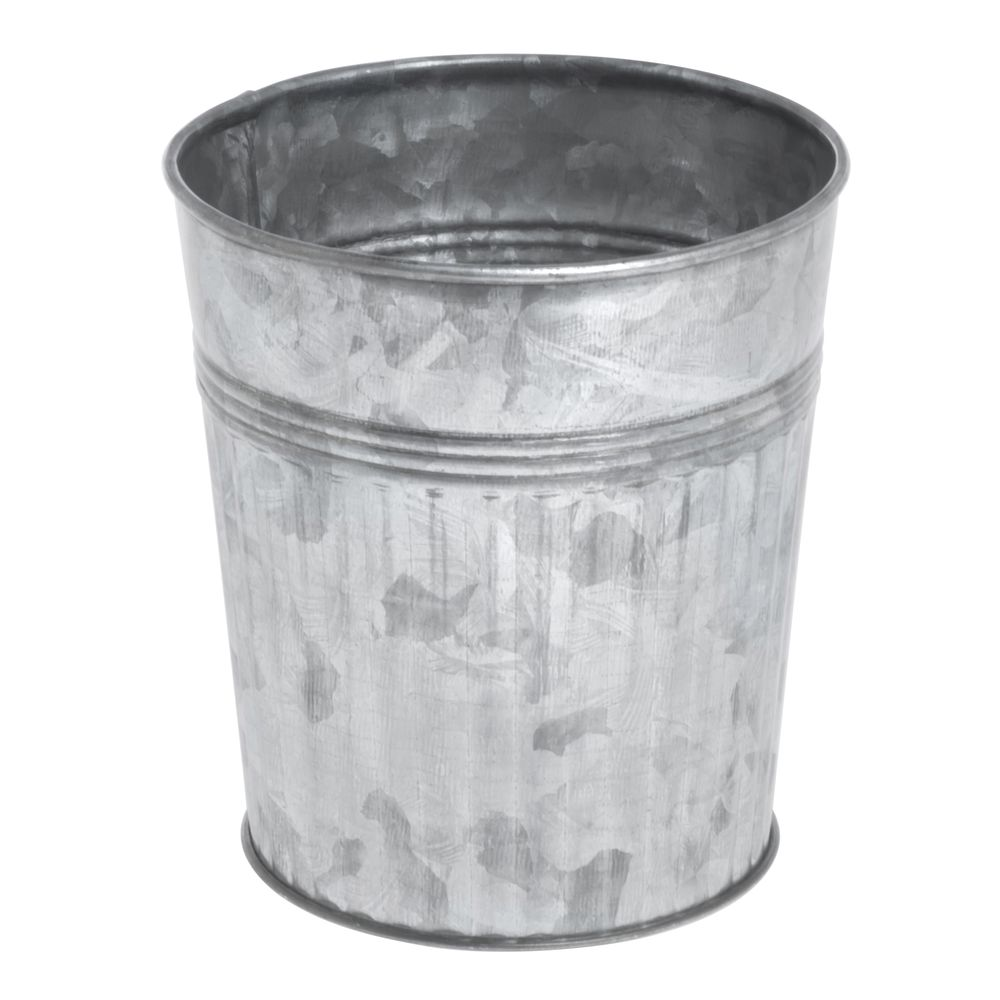 American Metalcraft Galvanized Fry Cup Pail 24 Oz