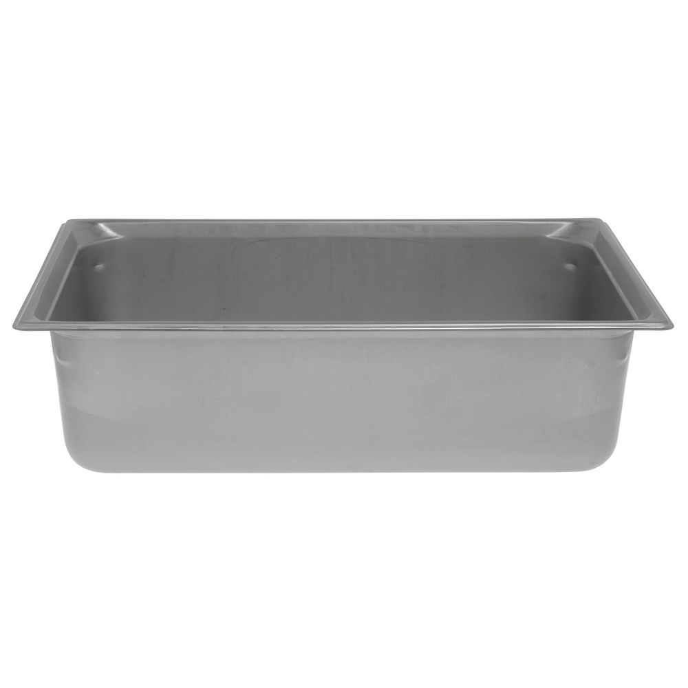 """Vollrath® Super Pan 3® Stainless Steel Pan Full Size 6""""D"""