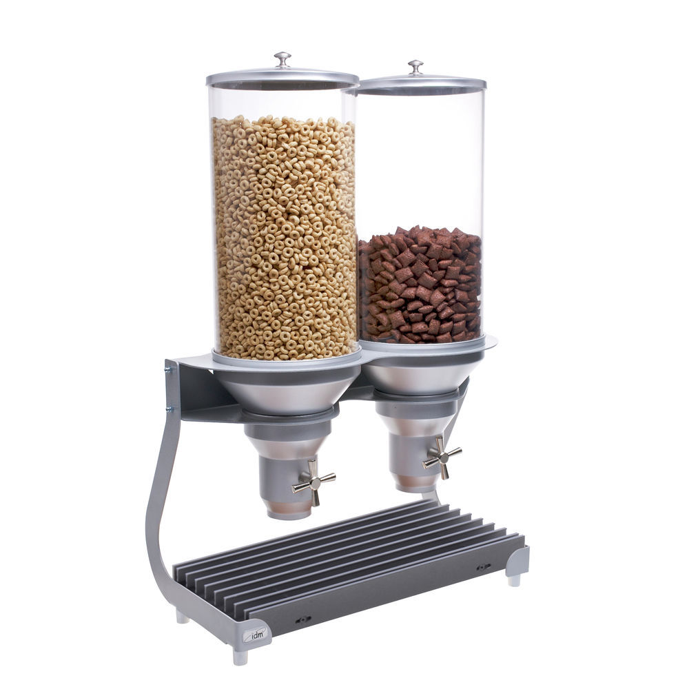 CO DISPENSER, CEREAL, PROSERV MEGA, 2CONT