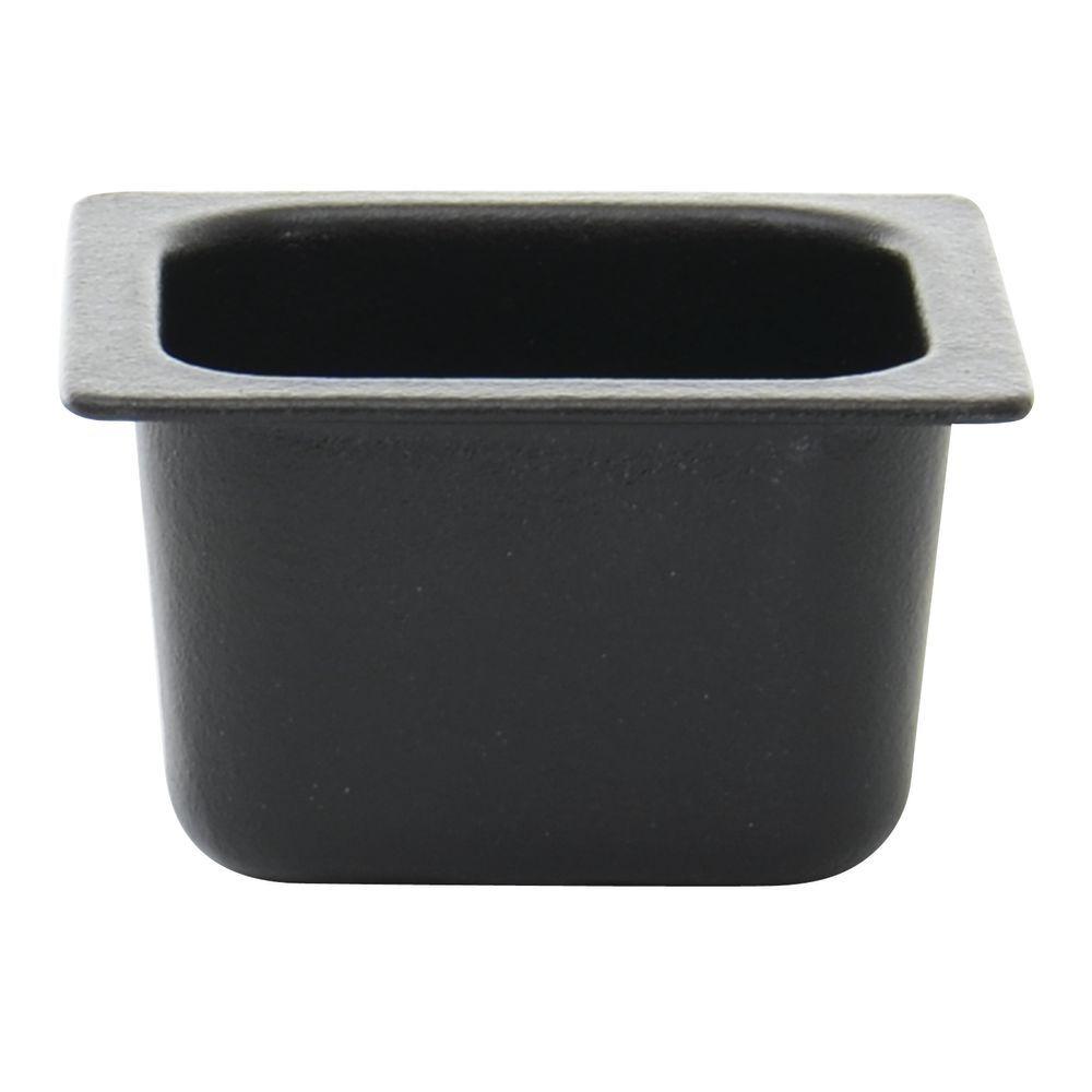 Bugambilia 16 Size Black Cast Aluminum Pan 6 34l X 6 14w X 4h