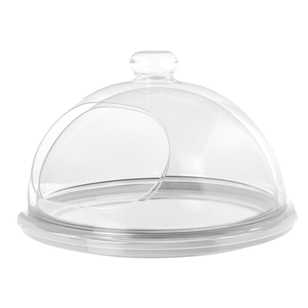 "DOME, TRN-N-SERVE, 15""DIAX8""H"