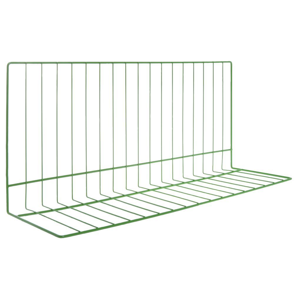 "GREEN 27X12X8""WIRE FENCE DIVIDER"