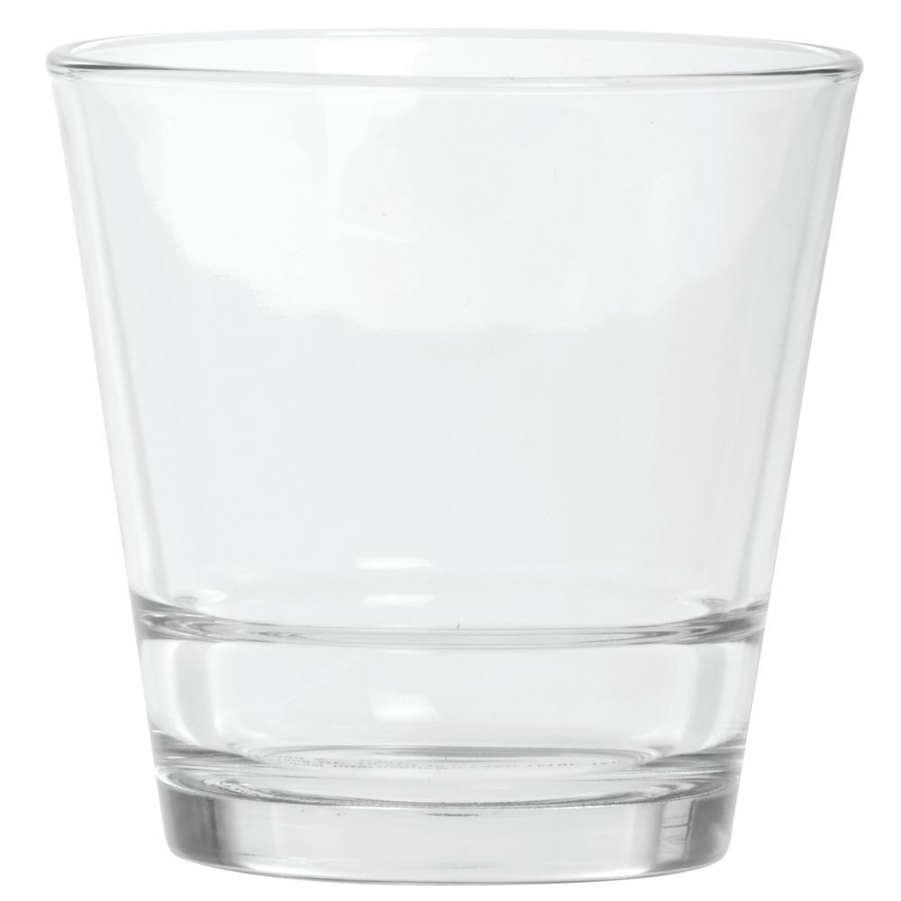 GLASS, STACK UP, OLD FASHIONED, 10.5 OZ