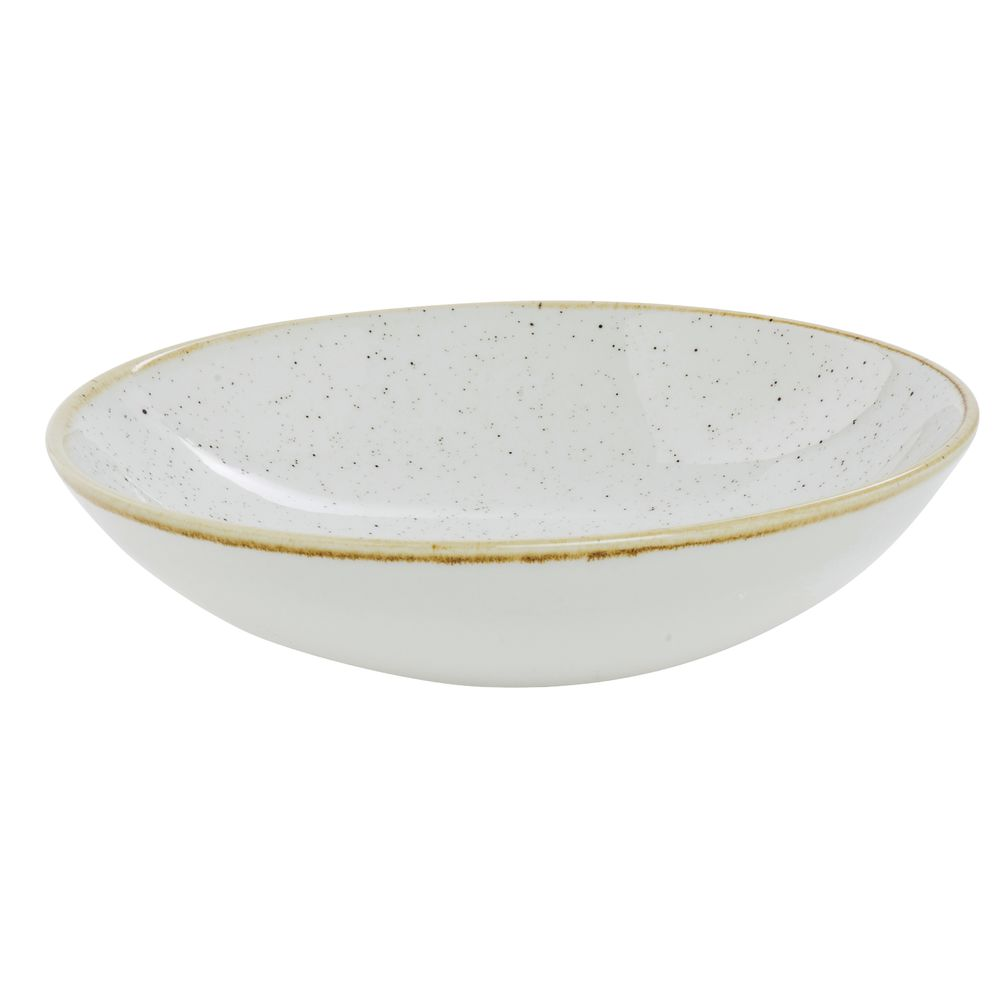 sc 1 st  Hubert.com & Churchill Super Vitrified Stonecast China 15 oz Barley Coupe Bowl