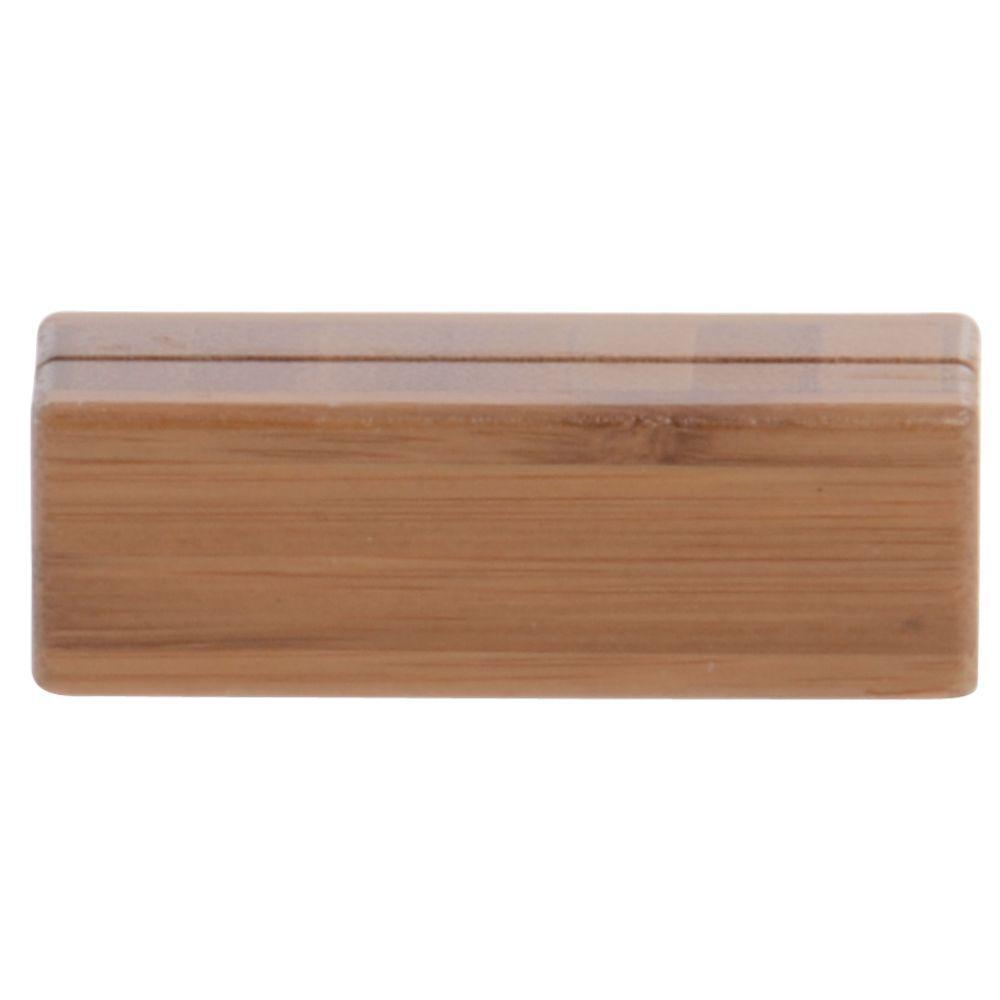 HOLDER, BAMBOO BLOCK, .75X.75X2.25, 6/BX