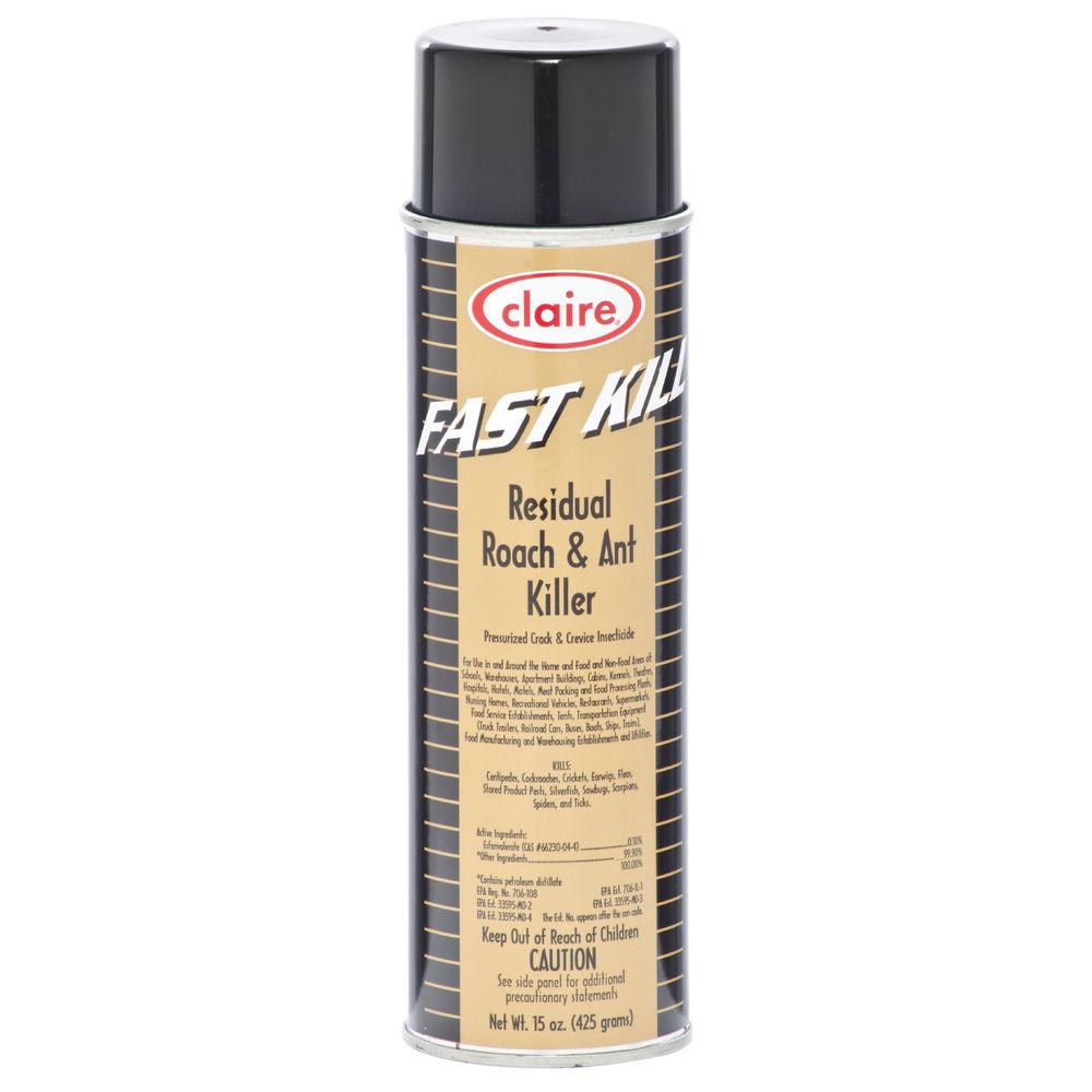 Roach And Ant Killer Spray 15 Oz