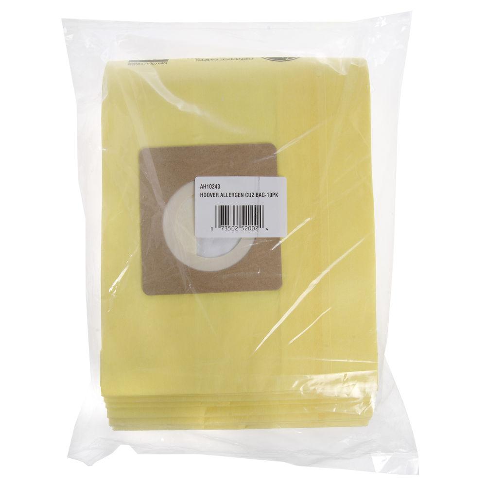 BAG, 10/PK FILTRATION, ALLERGEN, (CH54113)