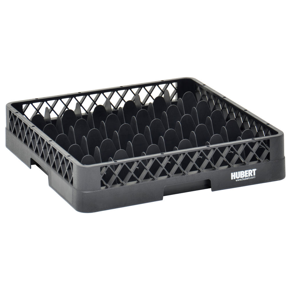 RACK, BASE, 36 COMPARTMENT, BLACK
