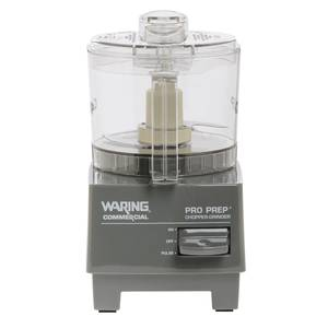 Waring Commercial WCG505TX Pro Prep Commercial Chopper Grinder Chopping Bowl and Cover 3//4-Quart