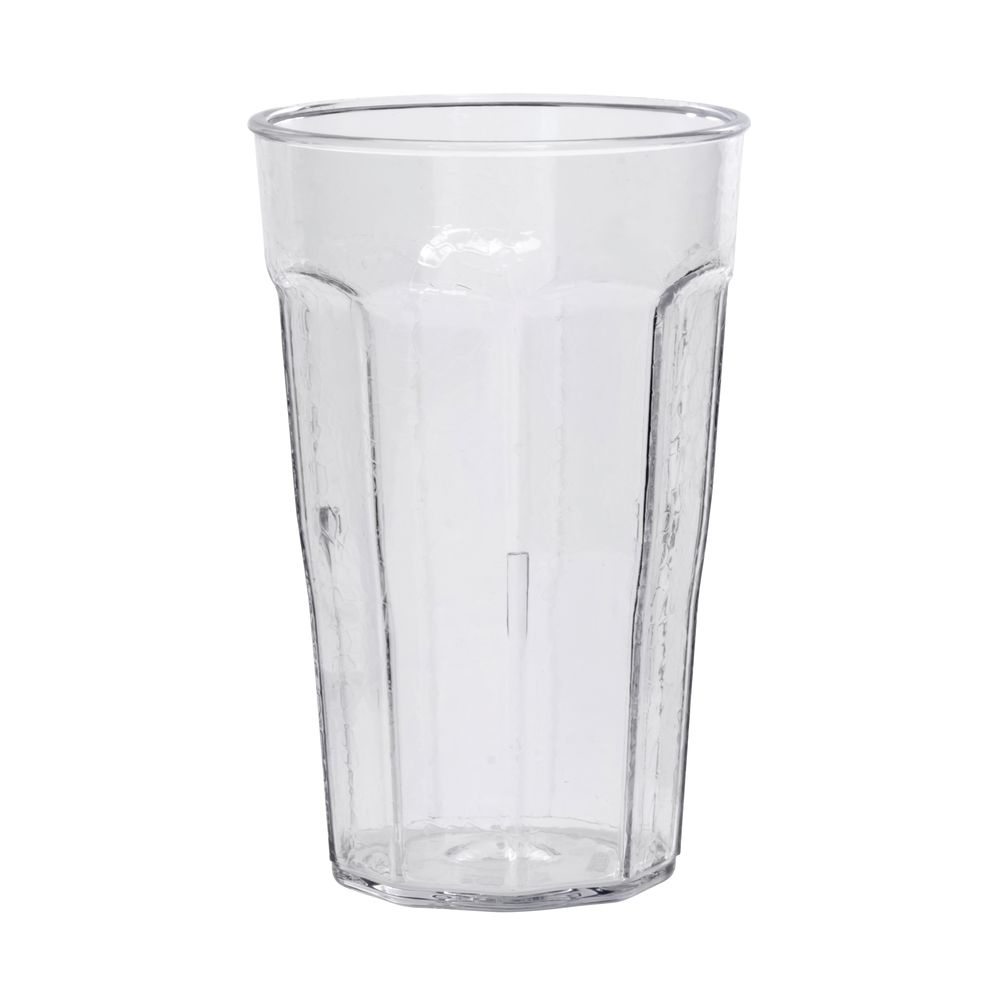 Hubert® Clear Plastic Tumblers 13.5 Oz