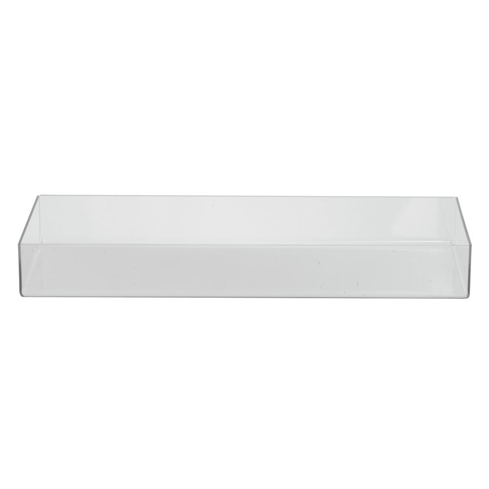 Clear Plastic Tray for Fresh Baked Bread