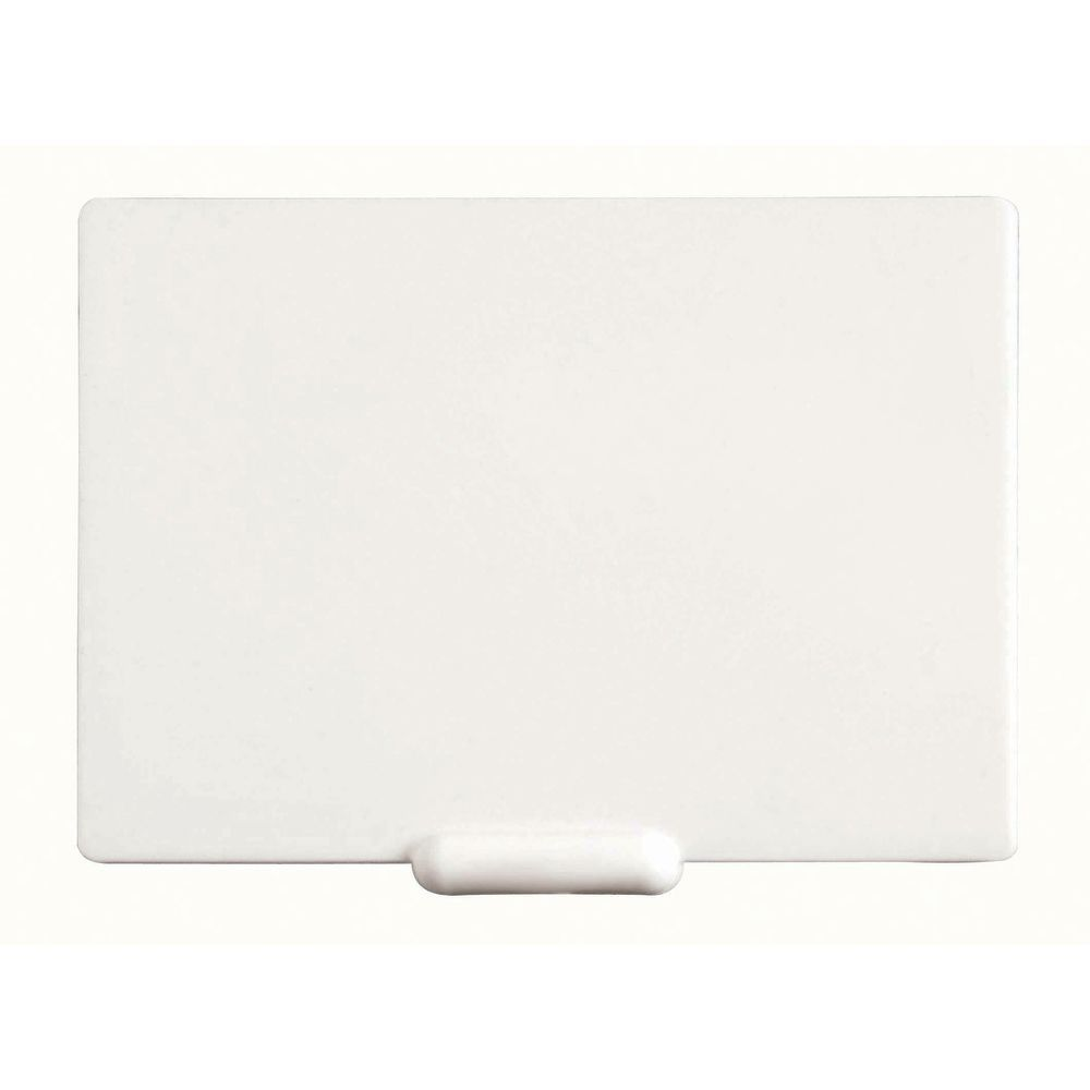 Expressly HUBERT® White Plastic Heat Resistant Write-On