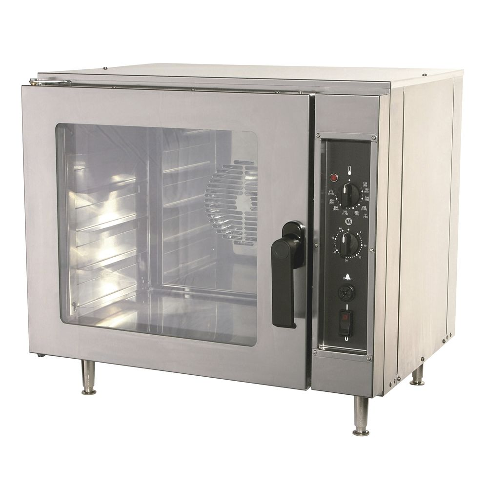 OVEN, COUNTER CONVECTION, 240V, 5 PAN