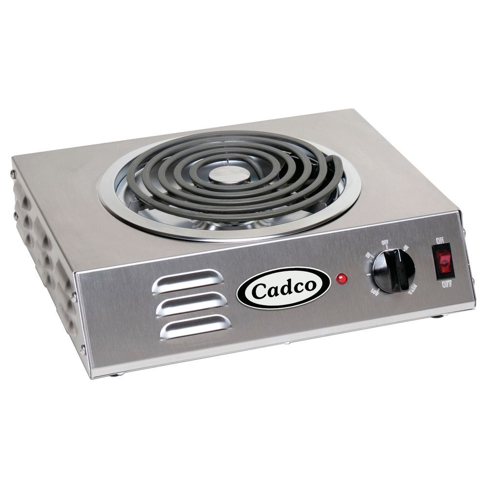 Waring single burner hot plate