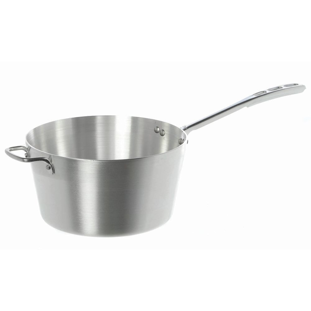 7-Qt. Saucepan with Chrome-Plated Handle
