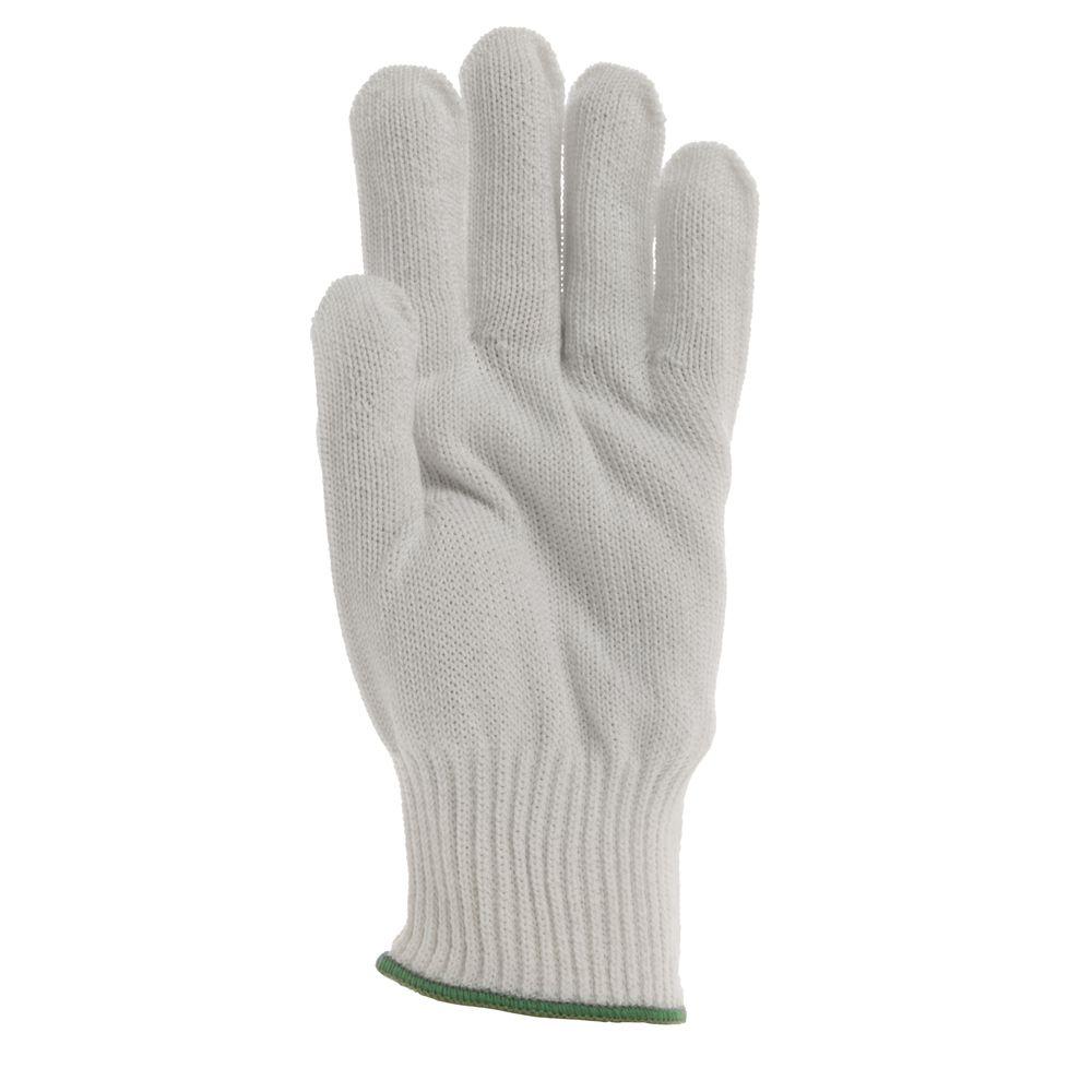 Victorinox Ultimateshield White Polyester Cut Resistant Glove - Medium