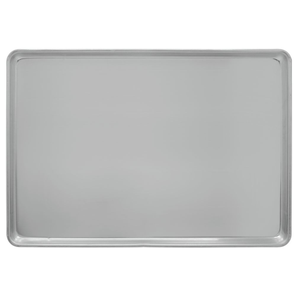 Versatile Baking Sheet with Rolled Edges