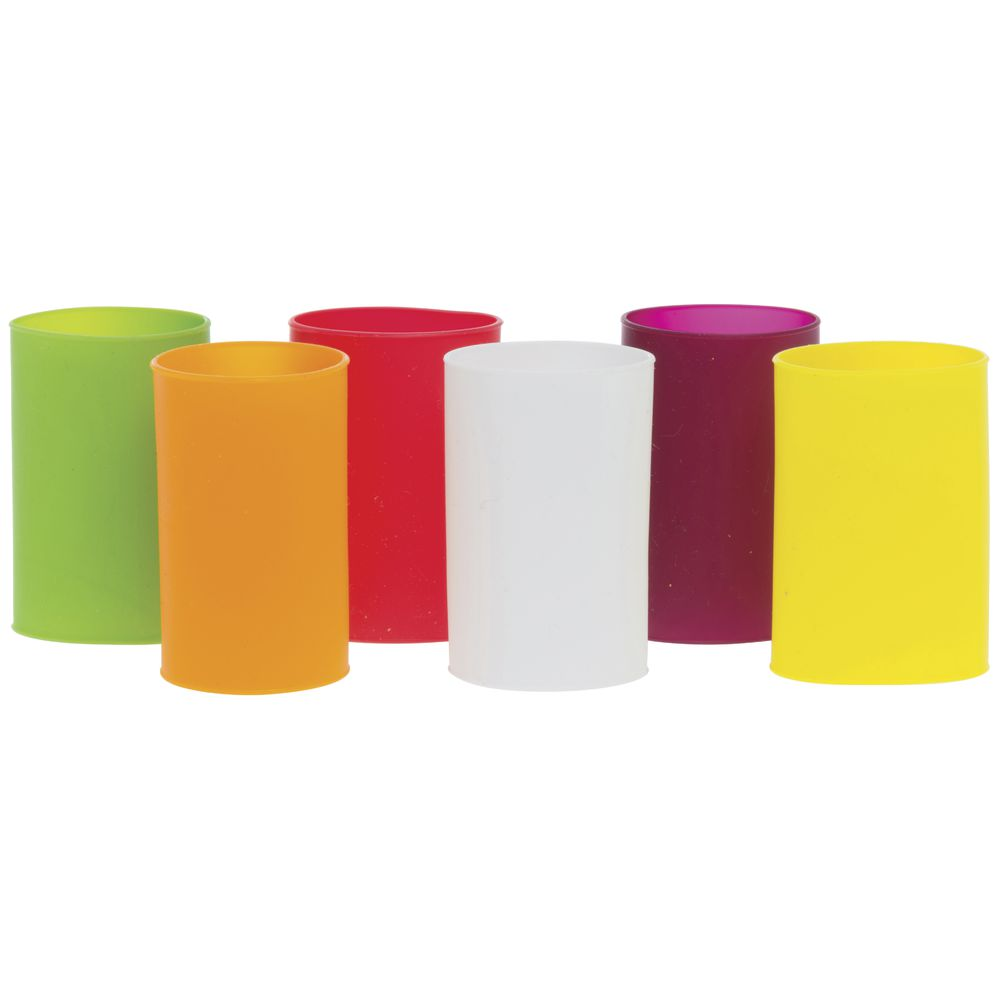 Better Bar Bottle™ Silicone Sleeves Multi Color 6/Pk
